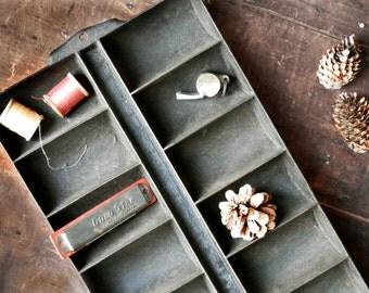 Cast Iron Corn Muffin Pan, Antique Muffin Pan, Rustic Kitchen, Primitive Farmhouse Kitchen