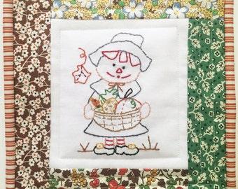 NOVEMBER ANNIE Little Quilt Kit