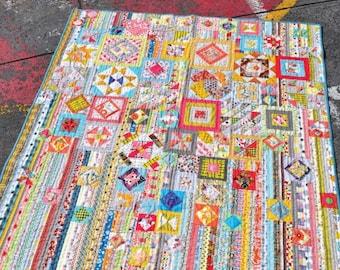 Gypsy Wife Jen Kingwell Designs Quilt Pattern Booklet