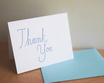 Little Thank You Note (Pack of 6)