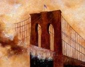Brooklyn Bridge Outbound
