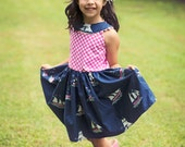 Sweetheart Dress Sewing Pattern, Girls Dress Pattern, Easy Dress Pattern, Girls Sewing Pattern, Dress Sewing Pattern, Sundress Pattern
