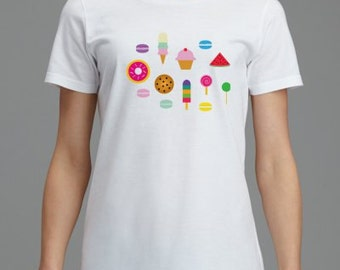 Women's Sweet Treats Short Sleeve Tee