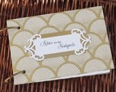 Wedding Advice Cards, Advice for the Newlyweds, Book with Removable Pages {Ready to Ship}