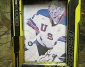 5 x 7 Hockey Stick Picture Frame