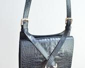 30% Spring SALE SALE / Vintage 1980s RALPH Lauren leather shoulder bag