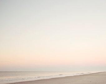 Beach pictures, ocean decor, beach prints, nautical wall decor, coastal decor, ocean prints, fine art prints, pastel abstract art, ocean art