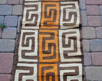 """Kuba Cloth 24"""" x 10 1/2 feet"""