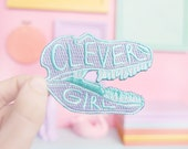 Jurassic Park Clever Girl Patch