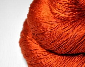 Red-hot metal - Silk Lace Yarn