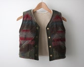 Kid's Quilted Vest - Girl's Quilted Vest - Boy's Quilted Vest