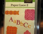 Cricut Paper Lace 2 Die Cutting Cartridge New in Package