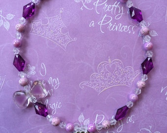 Sofia The First Stretch Necklace