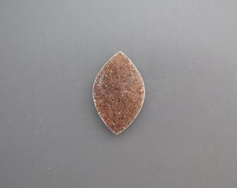 Raw Cut Natural Drusy
