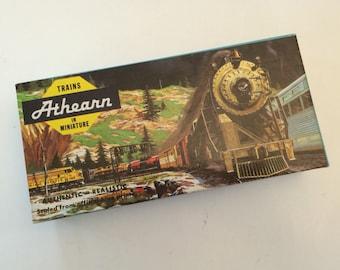 Athearn HO Scale Train Model - Baltimore Ohio Hopper Car #1753