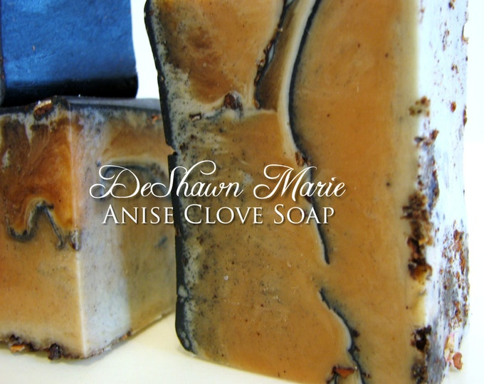 SOAP - 3 lb. Anise Clove Soap Loaf, Vegan Handmade Soap, Wholesale Soap Loaves
