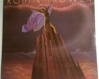 SEALED ROBIN TROWER Passion Lp 1987 Original Vinyl Record Album Mint