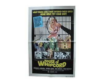 HOUSE OF WHIPCORD original movie poster