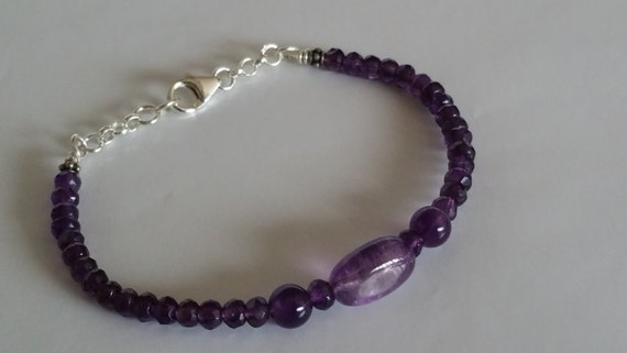 Reserved for Chris Lucid Amethyst Bracelet