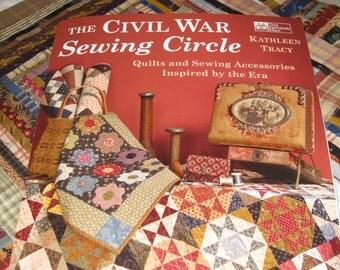 The Civil War Sewing Circle Book
