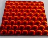 Uroboros Black Radium Red Extra Red 90 COE Dichroic Fusible Glass