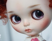 OOAK Custom Blythe Doll for Adoption : Ann