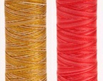 Sulky Variegated Rayon Embroidery Threads