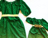 Mommy and Me Dresses - Mommy and Me Christmas Dresses - Mommy and Me Outfits - Mother Daughter Dresses - Matching Dresses - Baby Shower Gift