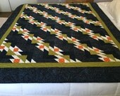 """Beautiful Handmade Quilt - """"Changing it UP"""""""