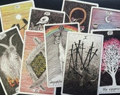 Single Card Tarot Reading