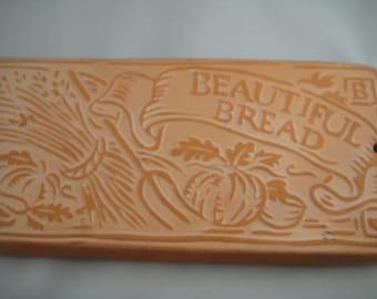 Beautiful Bread Terra Cotta Stoneware Bread Warmer Hill Design 1993