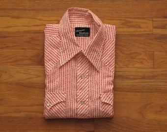 mens vintage Champion western shirt