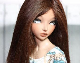 BJD- 6/7 Softest Auburn Wig