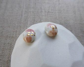 Yuuyake Sun Set Stud Earrings SALE