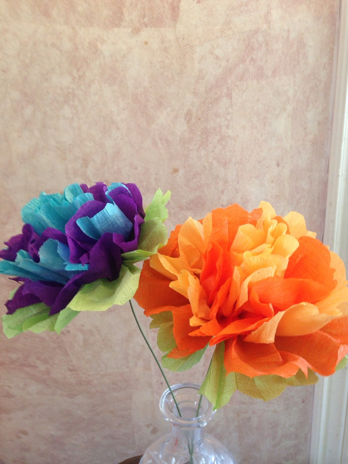 Mexican Paper Flowers Tiisue Paper Flowers Paper Flowers