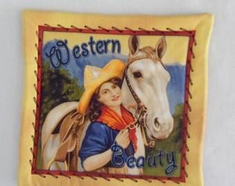 Mug Mat Mug Rug Southwest Mug Mat Fabric Hot Plate Western Beauty Hot Pad Dining Mat