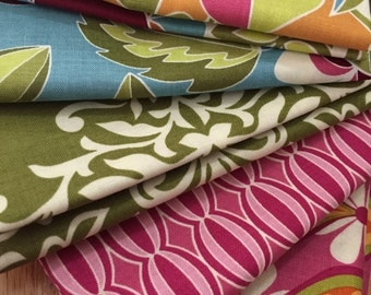 Botaniques Fat Quarter Fabric Bundle by Riley Blake