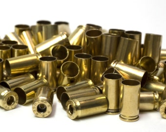 9mm Remington (R-P) Field Brass Cases De-Primed and Polished 250 Count