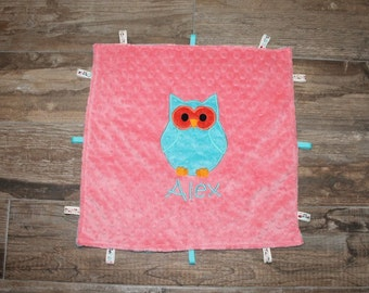 Owl sample blanket this name only ALEX
