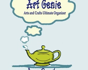 The Art Genie Arts and Crafts Ultimate Organizer