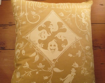 The Myrtles Plantation Screen Printed Pillow