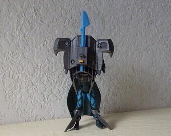 Batman Forever: Manta Ray Batman w/Firing Manta Ray Sea Sled Action Figure (Kenner,1995)