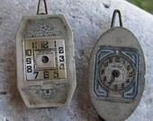 Gorgeous Steampunk Victorian Watch Dial Faces Hair Bobby Pins Barrettes H 11