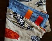Surf Board Security Blanket