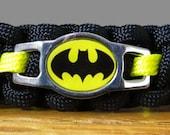 Batman Cat Collar, Paracord Collar