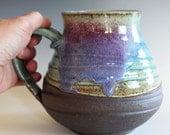 EXTRA LARGE Mug, 47 oz, handmade ceramic cup, tea cup, coffee cup
