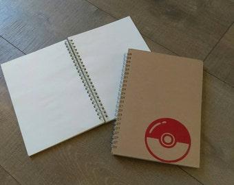 Pokemon - Notebook