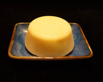 All Natural Solid Lotion Bar