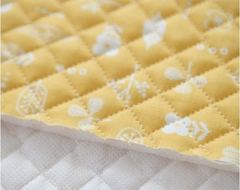 quilted cotton by the yard (width 44 inches) 79771