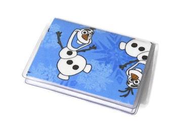 Card Case Mini Wallet Olaf